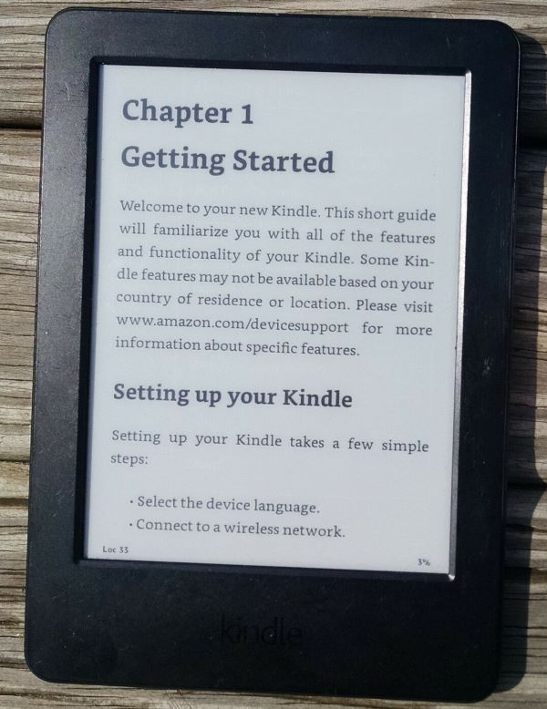 Kindle Basic (7th Generation)
